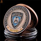 USA New York Phoenix Police Department St. Michael Bronze Token Copy Coin For Collection