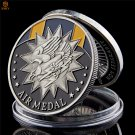 Rewards The Great Achievements Of Soldiers In The Air Flight Copy Coin For Collection