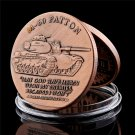 USA Military Weapon Combat Tank M-60 Patton Challenge Copy Coin For Collection