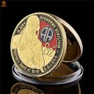 1944.6.6 D-Day US 82nd Airborne Division Military Challenge Commemorative Copy Coin For Collection