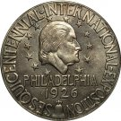 1 Pcs USA 1926 COIN COPY 34.9mm