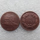 1 Pcs 1856 Flying Eagle Cents Copper Manufacture copy coins