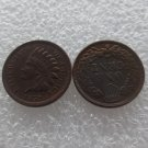 1 Pcs 1859 ONE CENT - INDIAN HEAD CENTS copy coin