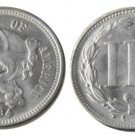 1 Pcs United States 1884 Three Cents Nickel Copy Coins