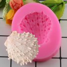 1 Pcs Sea Shell Silicone Mold Baby Party Fondant Cake Decorating Tools Chocolate Candy Moulds