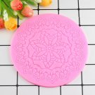 1 Pcs Large Size Silicone Mold Cake Lace Mat Baking Mold Sugar Lace Mould Silicone Mat Moulds