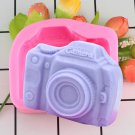 1 Pcs Camera Fondant Cake Fondant Molds Silicone Cake Mould Fondant Cake Decorating Mould