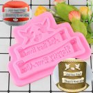1 Pcs Pigeon Birds Chocolate Party DIY Fondant Baking Cake Decorating Tools Silicone Mould