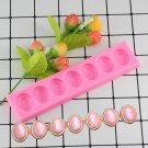 1 Pcs 3D Round Pearls Beads Shape Silicone Mold Kitchen Baking Fondant Cake Decorating Moulds