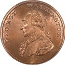 1 Pcs US 1795 Undated Liberty And Security Penny George Washington Red Copper Copy Coin
