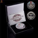 Global War On Terror Expeditionary Awarded To Branch of Service US Challenge Coin With Box
