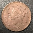 1 Pcs 1832 US Coronet Head Large One Cent Copy Coins  For Collection