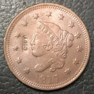 1 Pcs 1817 US Coronet Head Large One Cent Copy Coins  For Collection
