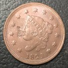 1 Pcs 1821 US Coronet Head Large One Cent Copy Coins  For Collection