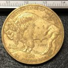 1 Pcs 2008 United States Buffalo $50 Gold Copy Coin  For Collection