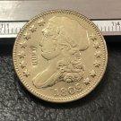 1 Pcs 1809 Capped Bust $5 Five Dollar Copy Coins (Without Copy Logo)