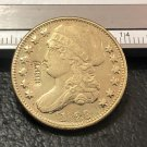 1 Pcs 1828 Capped Bust $5 Five Dollar Copy Coins  For Collection