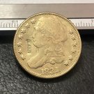 1 Pcs 1831 Capped Bust $5 Five Dollar Copy Coins  For Collection