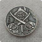 Hobo Nickel 1936-D BUFFALO NICKEL COIN COPY