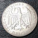 1927 Germany 3 Reichspfennig Copy Coin