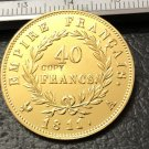 1811 France 40 Francs Copy Gold Coin