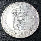 1709 MJ Spain 8 Reales - Felipe V Copy Coin