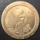 1797 United Kingdom 2 Pence - George III Copper Coin 41MM