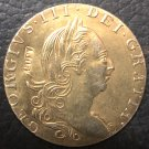 1776 United Kingdom 1 Guinea Copy Gold Coin