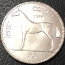 1943 Ireland 1/2 Coroin Silver Plated Copy Coin
