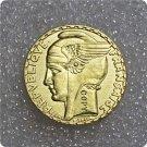 1929 France Modern 100 Francs Copy Coins
