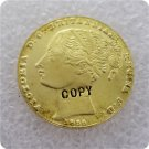 1855 Sydney Mint Sovereign Copy Coins