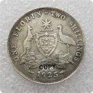 1925 Australian Florin Copy Coin
