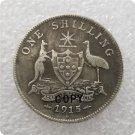 1915-H Australian One Shilling Copy Coin