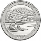 2014 Colorado Great Sand Dunes US National Park Quarter Dollar Commemorative Copy Coin