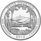 2013 US New Hampshire White Mountain National Park Quarter Dollar Commemorative Copy Coin