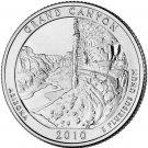 2010 US Arizona Grand Canyon National Park Quarter Dollar Commemorative Copy Coin
