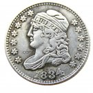 USA 1834 Capped Bust Dime 10C Copy Coins