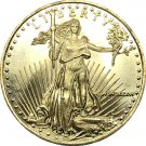 1986 United States 25 Dollar America Eagle Gold Copy Coin