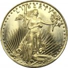 1990 United States 25 Dollar America Eagle Gold Copy Coin