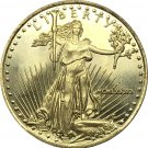 1989 United States 25 Dollar America Eagle Gold Copy Coin