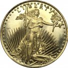2016 United States 25 Dollar America Eagle Gold Copy Coin