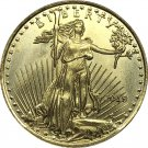 2015 United States 25 Dollar America Eagle Gold Copy Coin