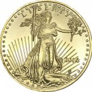 2014 United States 25 Dollar America Eagle Gold Copy Coin