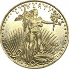 2011 United States 25 Dollar America Eagle Gold Copy Coin
