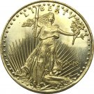 2010 United States 25 Dollar America Eagle Gold Copy Coin