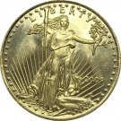 2009 United States 25 Dollar America Eagle Gold Copy Coin