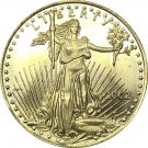 2002 United States 25 Dollar America Eagle Gold Copy Coin