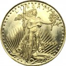 1997 United States 25 Dollar America Eagle Gold Copy Coin