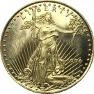 1996 United States 25 Dollar America Eagle Gold Copy Coin