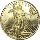 1995 United States 25 Dollar America Eagle Gold Copy Coin